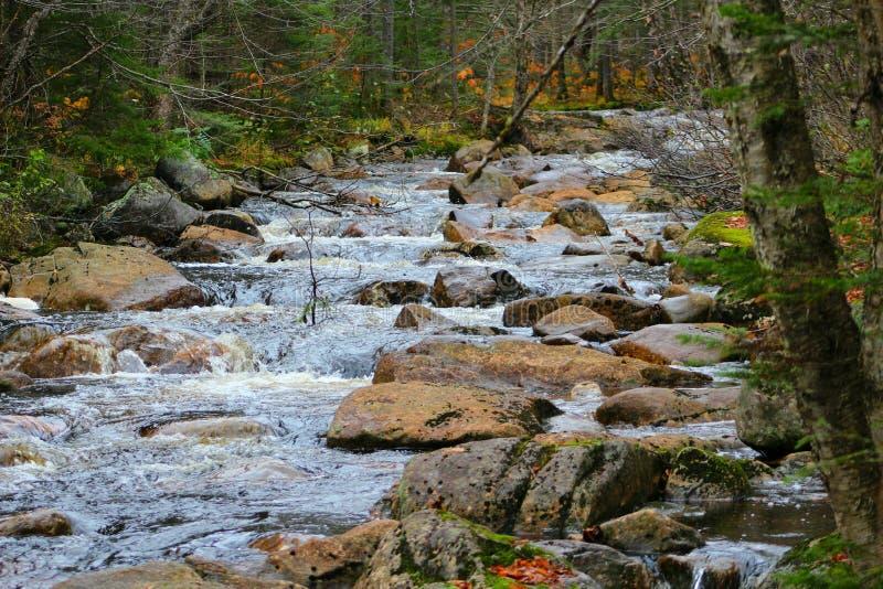 Agua de la naturaleza fotografía de archivo