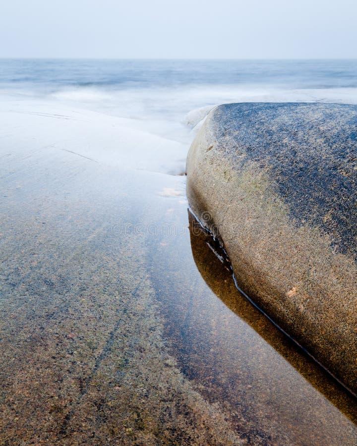 Agua de la serenidad imagen de archivo libre de regalías