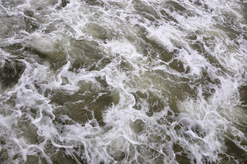 Download Agua de mar tempestuosa foto de archivo. Imagen de tiempo - 41909642