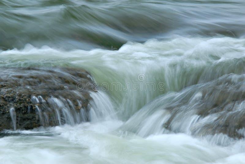 Agua de precipitación foto de archivo
