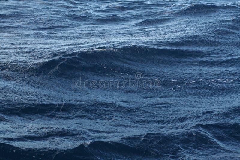 Agua del océano imagen de archivo