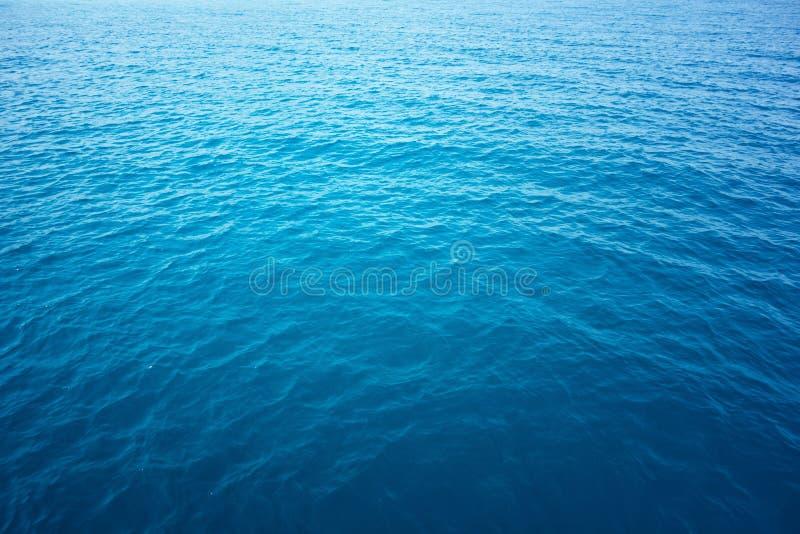 Agua del océano foto de archivo libre de regalías