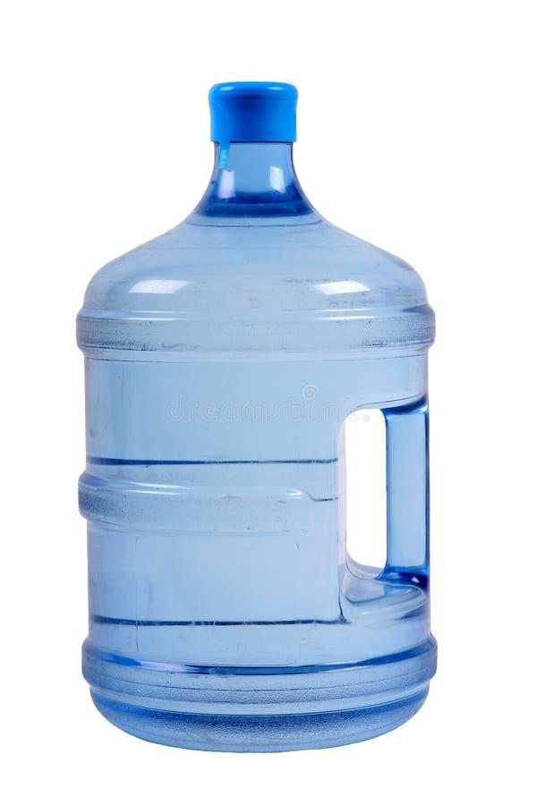 Agua en botella imágenes de archivo libres de regalías