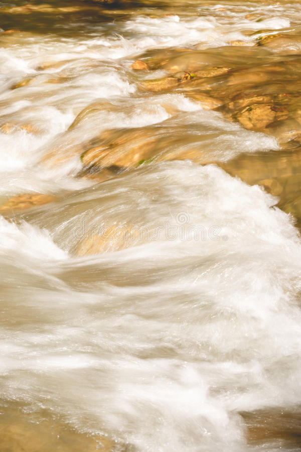 Agua fluído fotos de archivo