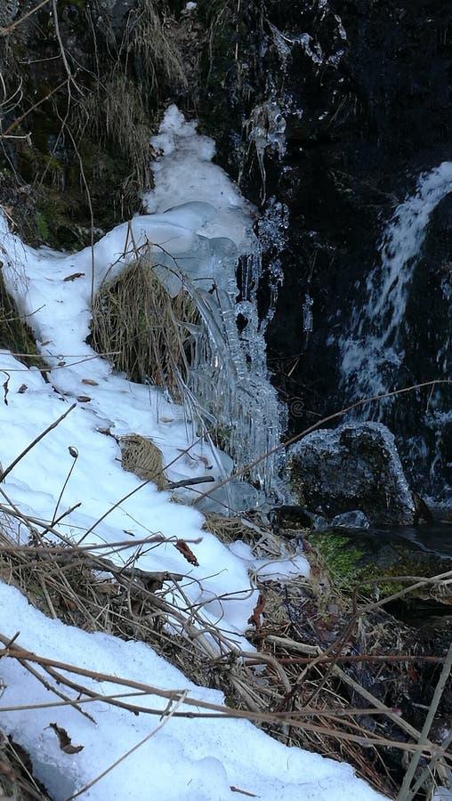 Agua fría imagen de archivo