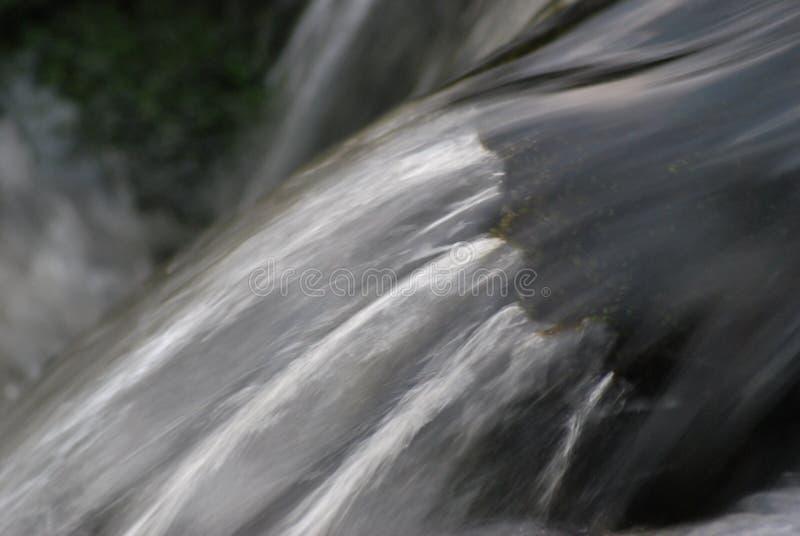 Agua móvil foto de archivo libre de regalías