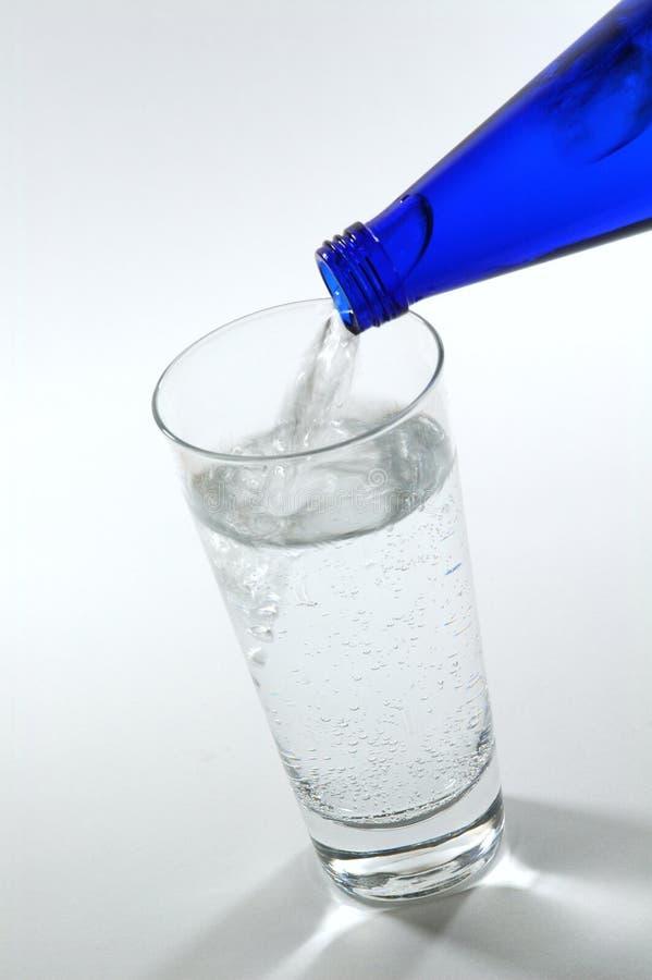 Agua mineral 10 fotografía de archivo