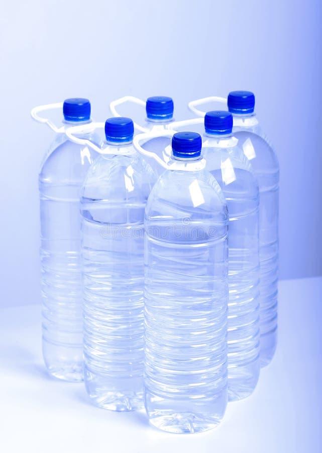 Agua mineral foto de archivo libre de regalías