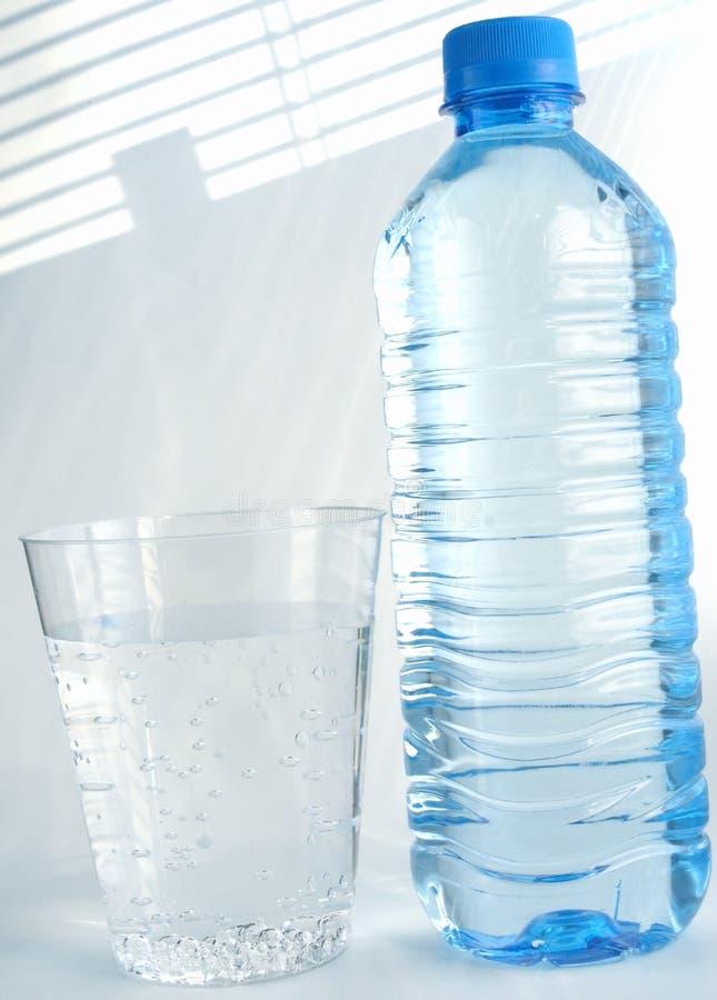 Agua mineral fotografía de archivo