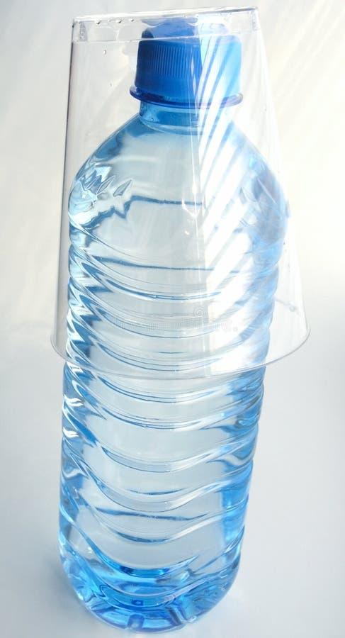 Agua mineral fotos de archivo
