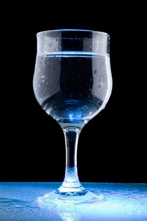 Agua potável imagem de stock