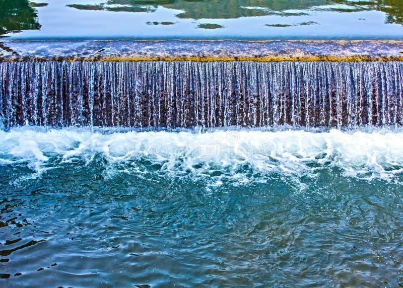 Agua potable de la naturaleza imagen de archivo libre de regalías