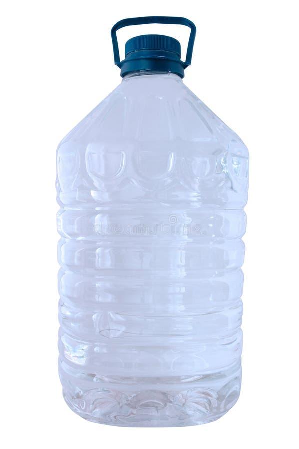 Agua pura en botella. imágenes de archivo libres de regalías