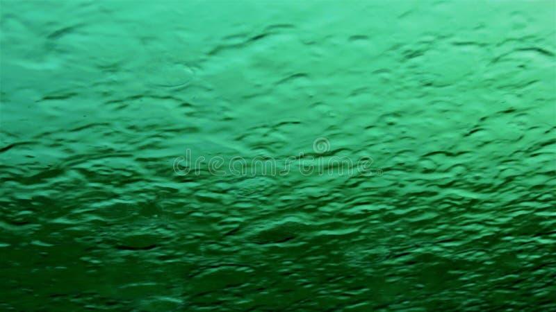 agua verde imagen de archivo libre de regalías