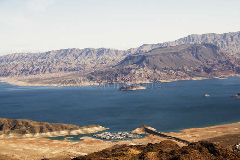 Aguamiel del lago imagenes de archivo
