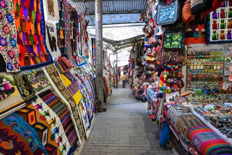 Aguas Calientes, Cusco, Mach Picchu /Peru/ zdjęcie royalty free