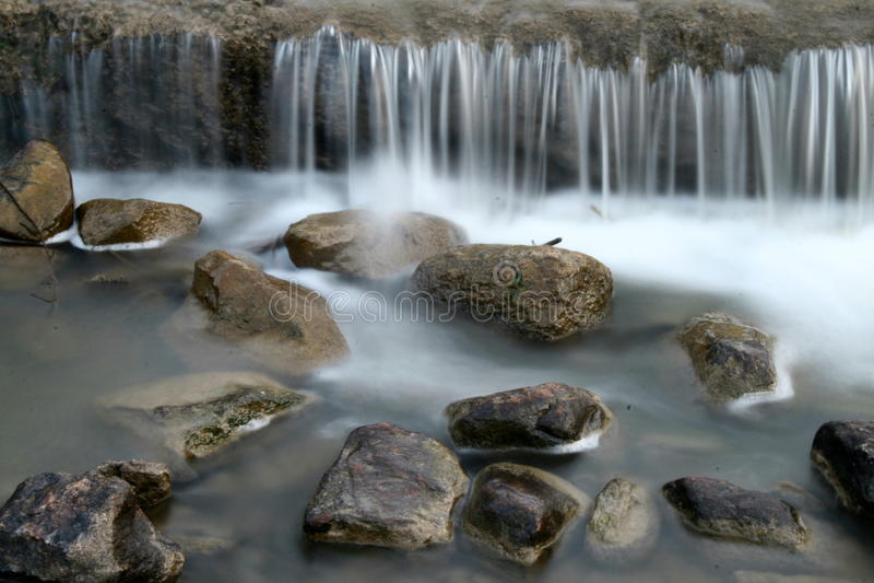 Aguas místicas imagen de archivo
