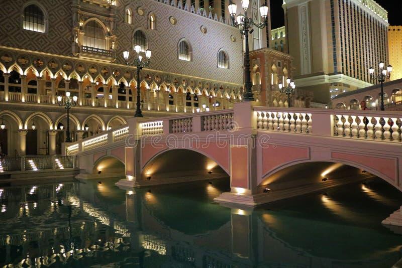 Aguas venecianas foto de archivo
