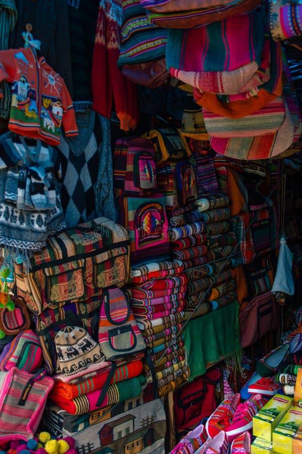 Aguayo Tilcara Jujuy la Argentina fotografía de archivo libre de regalías