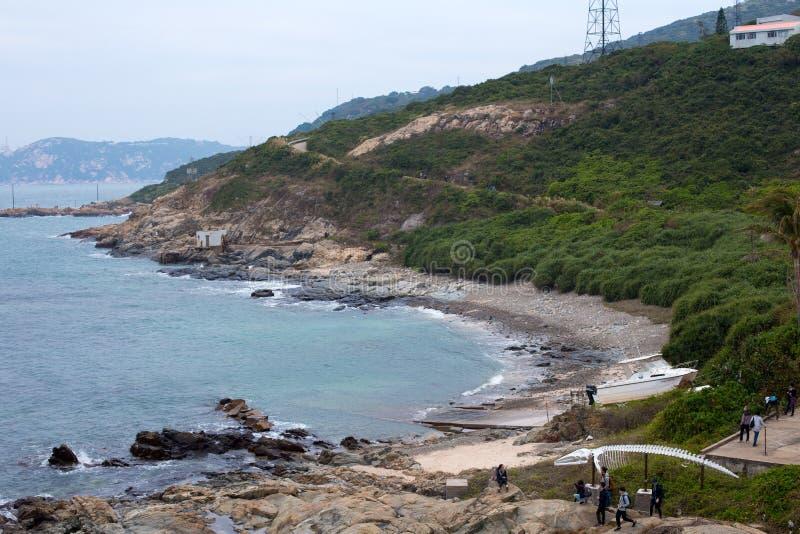 ` Aguilar del cabo D en Hong Kong fotos de archivo libres de regalías