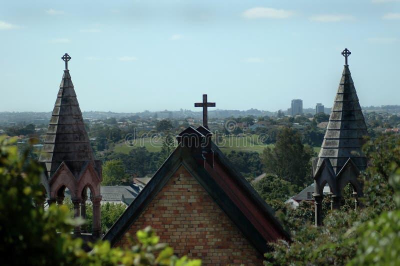 Download Agujas de la iglesia foto de archivo. Imagen de escarpado - 180210