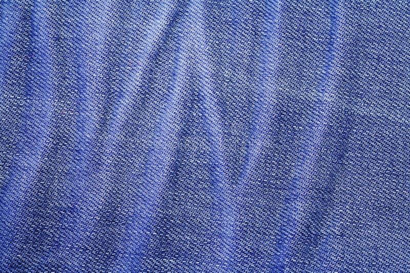 Agujero de botón de los tejanos del dril de algodón imagen de archivo libre de regalías