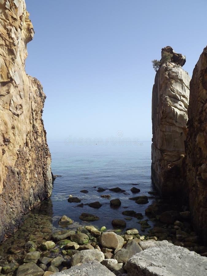 Agulhas de pedra imagem de stock