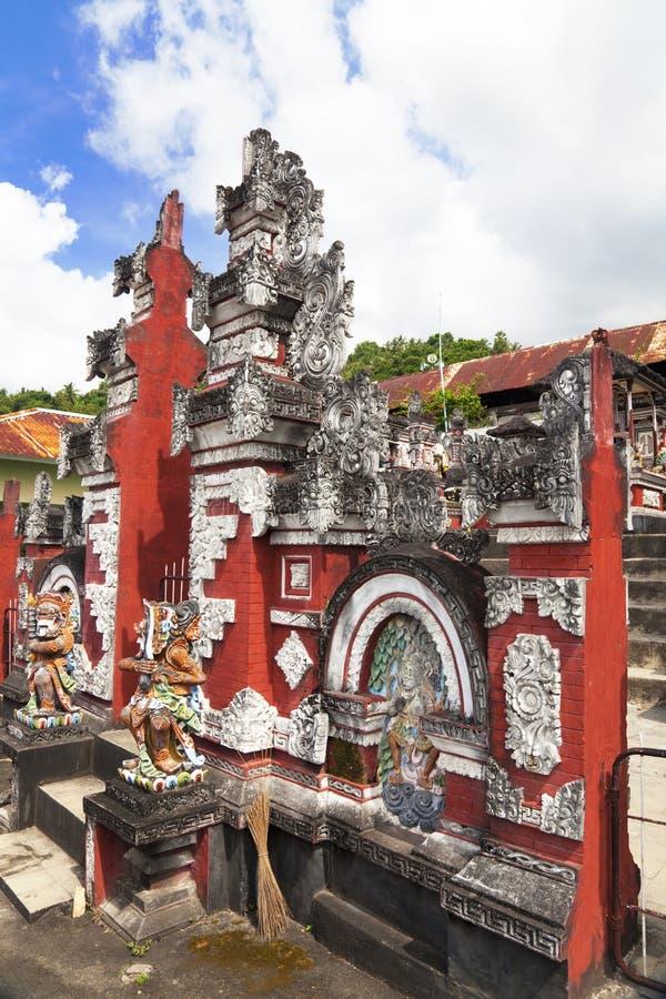 agung pasar pura του Μπαλί Ινδονησία στοκ φωτογραφίες με δικαίωμα ελεύθερης χρήσης
