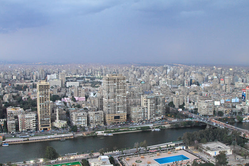 Download Agusa Cairo editorial image. Image of outdoor, aerial - 18370400