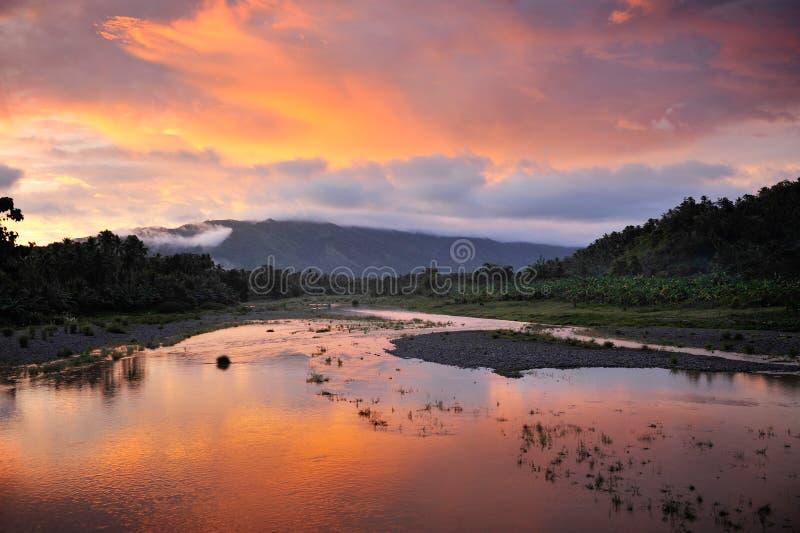 agusan ποταμός στοκ εικόνες με δικαίωμα ελεύθερης χρήσης