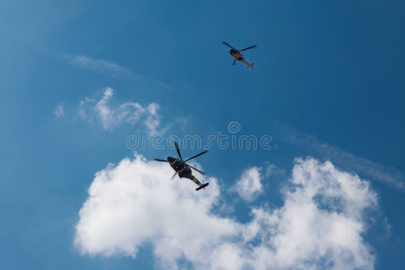 Śmigłowowie szturmowy zdjęcie stock