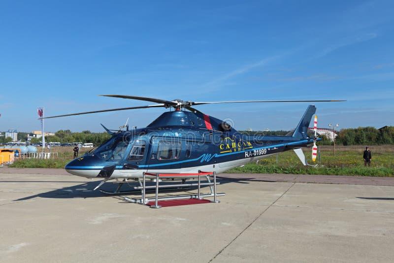 AgustaWestland AW119 Ke 库存图片