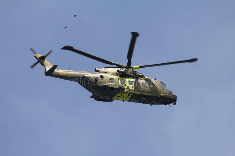 AgustaWestland AW101 immagini stock