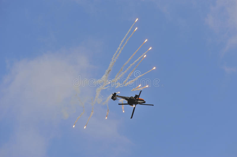 Download AH-64 Apache Helicopter Editorial Stock Image - Image: 17013809