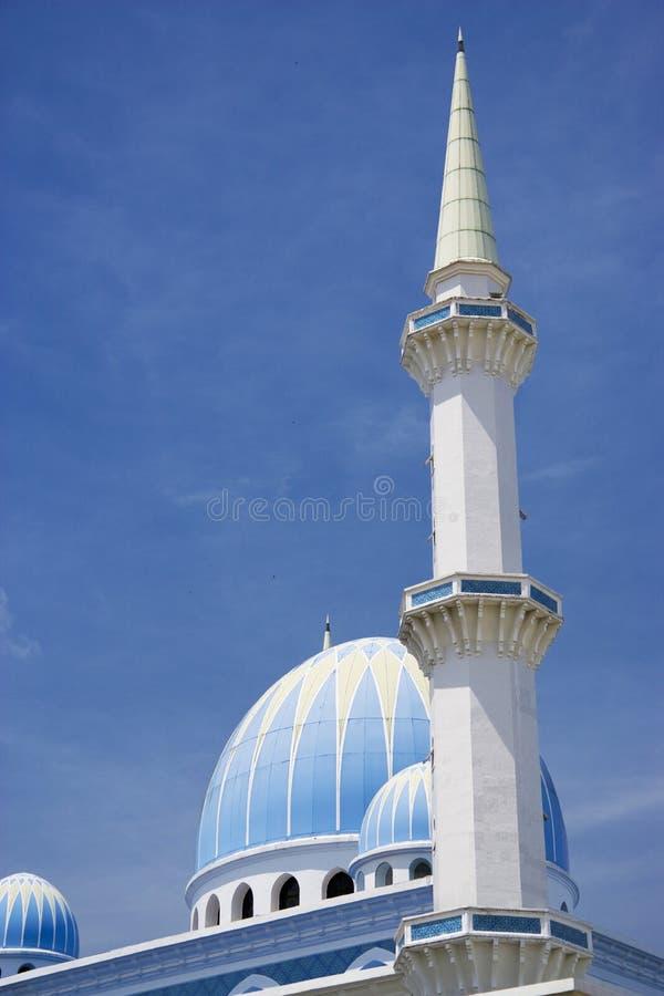 ahmad σουλτάνος μουσουλμανικών τεμενών ι Μαλαισία στοκ φωτογραφίες με δικαίωμα ελεύθερης χρήσης