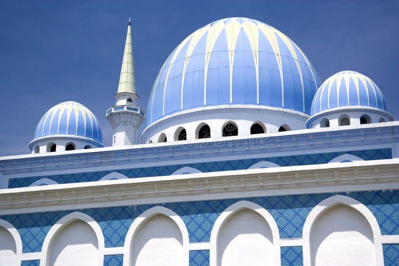 ahmad σουλτάνος μουσουλμανικών τεμενών ι Μαλαισία στοκ φωτογραφίες