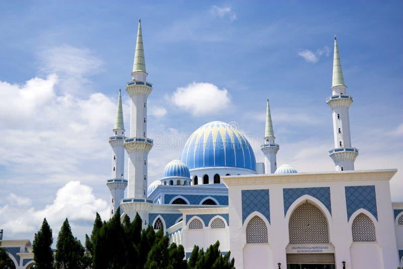 ahmad σουλτάνος μουσουλμανικών τεμενών ι Μαλαισία στοκ φωτογραφία