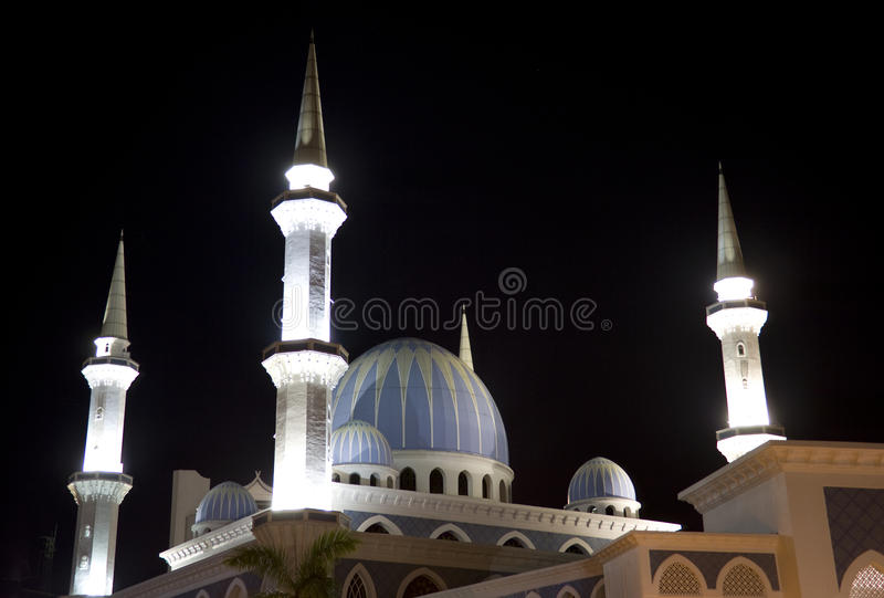 ahmad σουλτάνος μουσουλμ&alp στοκ φωτογραφίες