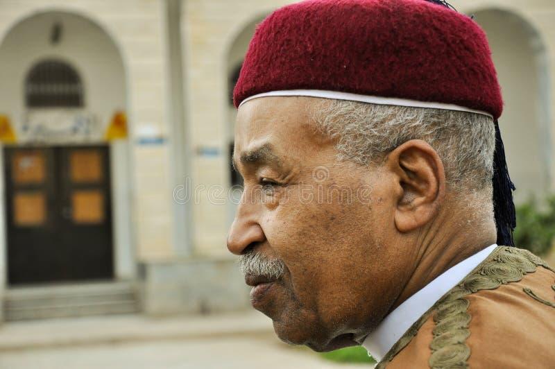 Ahmed Al-Senussi lizenzfreies stockbild