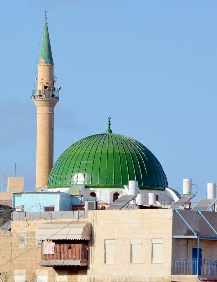 Ahmed el-Jazzar Mosque stock foto