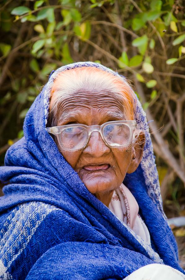 Old Indian Lady Stock Images - Download 1,631 Royalty Free -5572