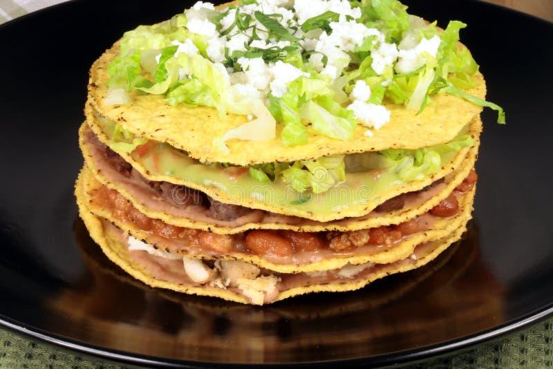 Ahogada mexicano del tostada fotos de archivo libres de regalías