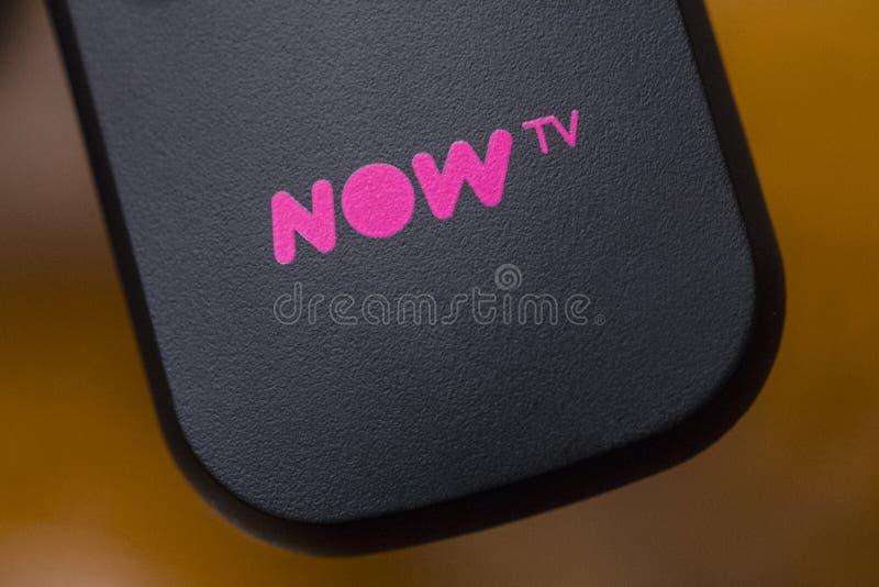 AHORA TV fotografía de archivo