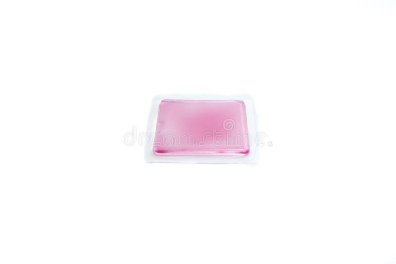 Ahorre una condimentación para el ambientador de aire cristalino aromático aislado en el fondo blanco fotos de archivo libres de regalías