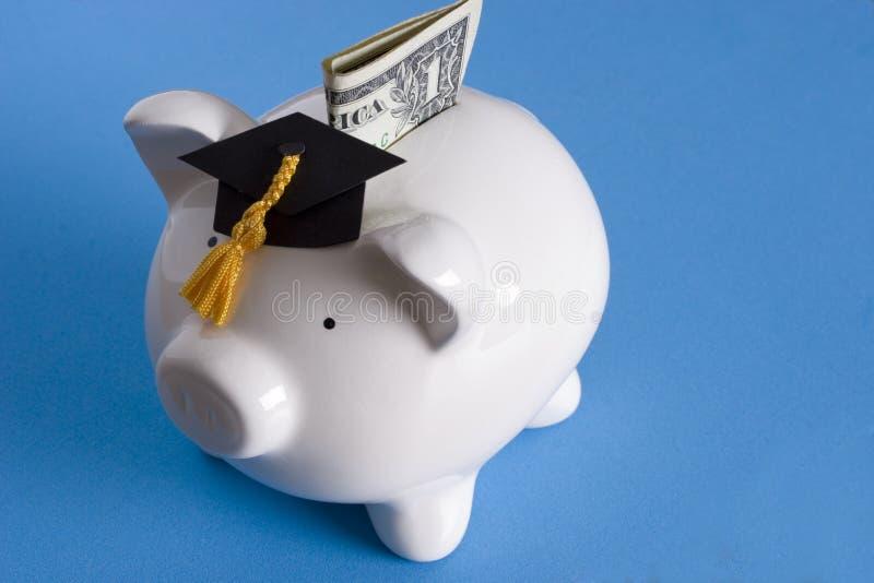 Ahorros de la educación fotografía de archivo libre de regalías