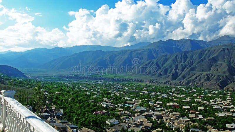 Ahti, la République de Dagestan image stock