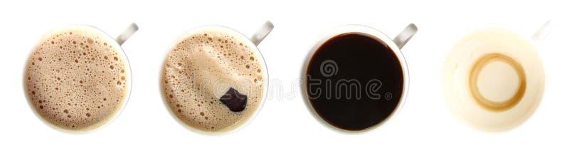 Download Ahueca el café imagen de archivo. Imagen de aromático - 64208533