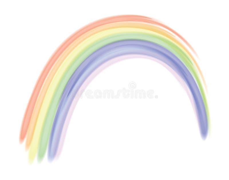 ai文件彩虹向量
