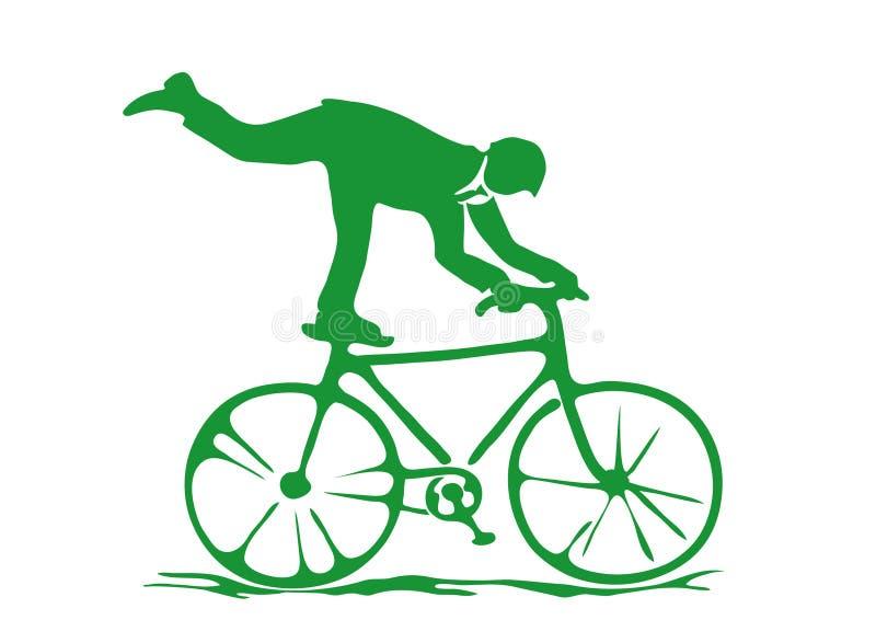 ai bicycle02 库存图片