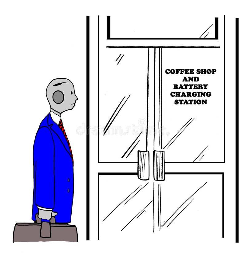 AI stock illustration